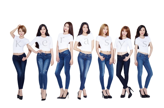 AOA Causes Hair Envy Through New Endorsement