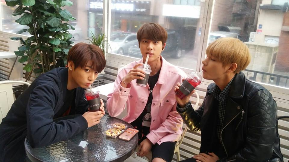 2AM's Changmin Thanks BTS's Jungkook, Jin, and V for Visiting His Cafe