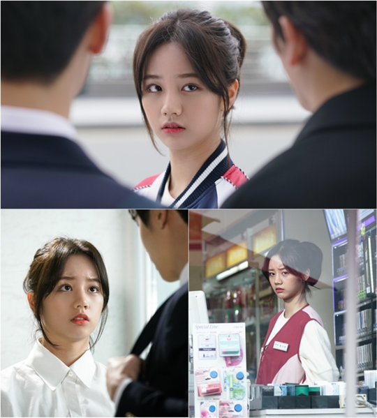 "Hyeri Juggles Four Part-Time Jobs in New ""Entertainer"" Stills"
