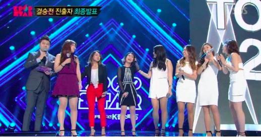 "Top 2 Finalists on ""K-Pop Star 5"" Revealed"