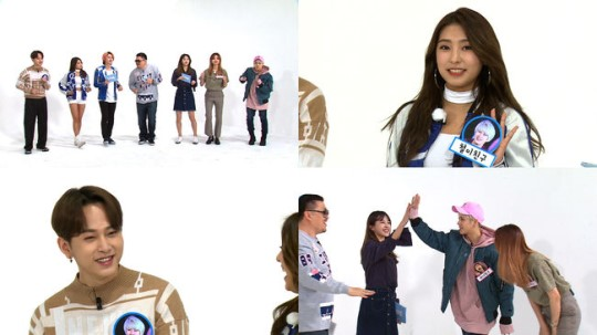 """Hani and Heechul Invite Friends from BEAST, SISTAR, EXID, and GOT7 on """"Weekly Idol"""""""