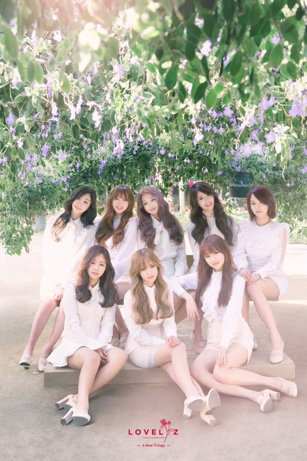 "Update: Lovelyz Drops Album Preview Video for ""A New Trilogy"""