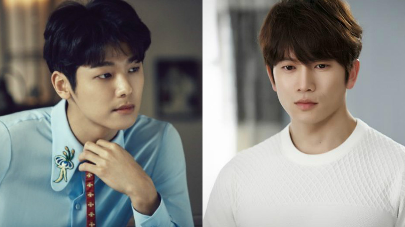 CNBLUE's Kang Min Hyuk Shares What It's Like to Work With Ji Sung
