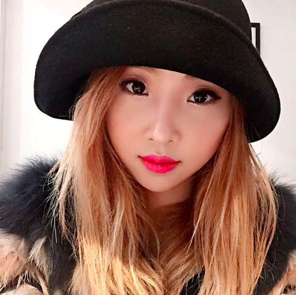 Update: 2NE1's Minzy Reportedly in Talks With Other Agencies