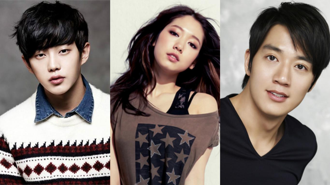 """Kim Min Suk to Join Park Shin Hye and Kim Rae Won in """"Doctors"""""""