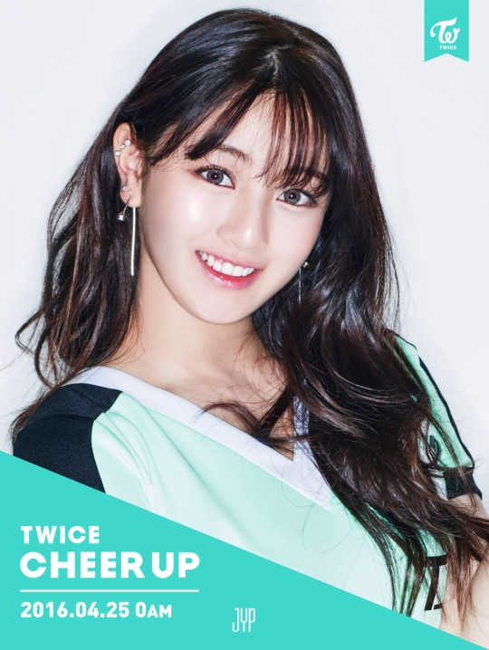 twice cheer up 2 jihyo