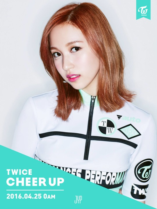 twice cheer up 2 mina
