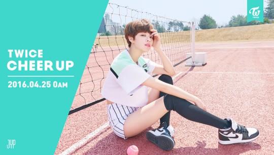 twice cheer up jeongyeon