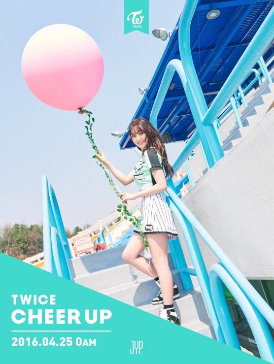 twice cheer up jihyo