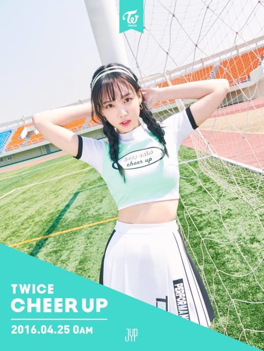 twice cheer up nayeon