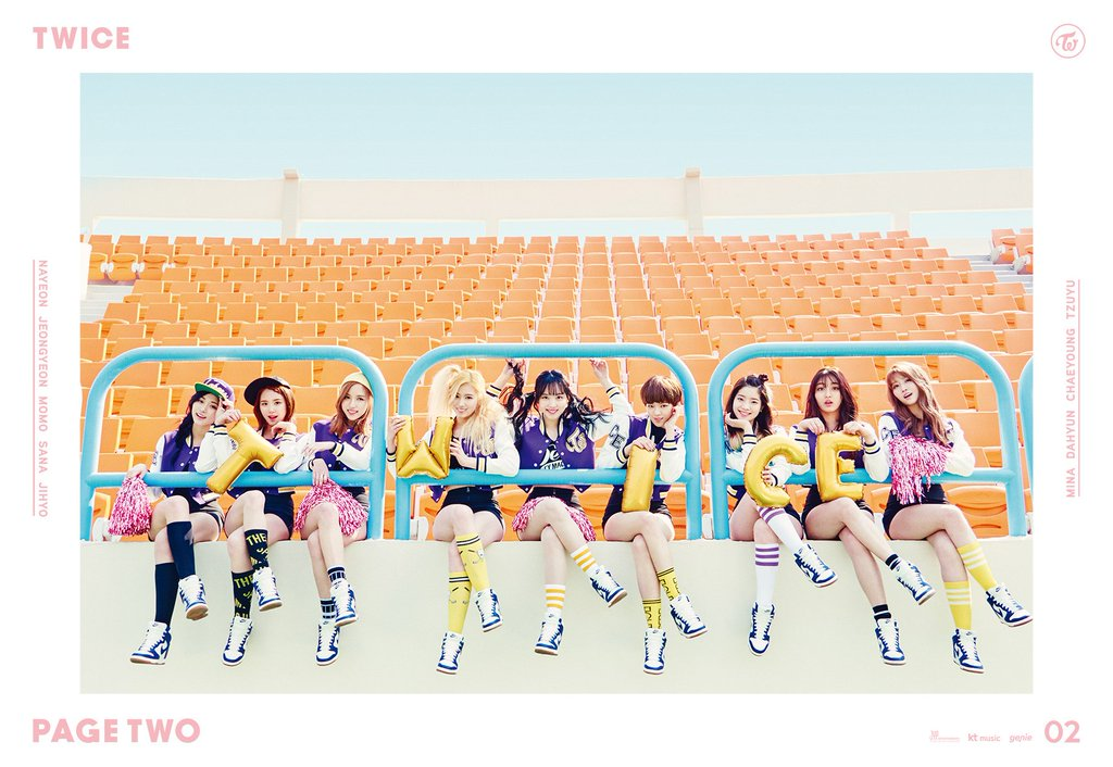 TWICE Takes Over Asian iTunes Charts With New Album | Soompi