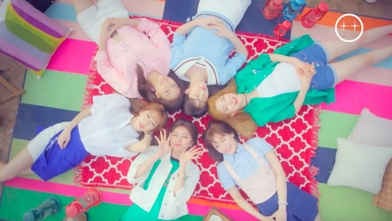 """LABOUM Takes You on a """"Fresh Adventure"""" in New Music Video"""