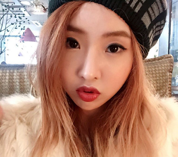 Update: Minzy's Father Speaks Up About Recent 2NE1 Media Coverage