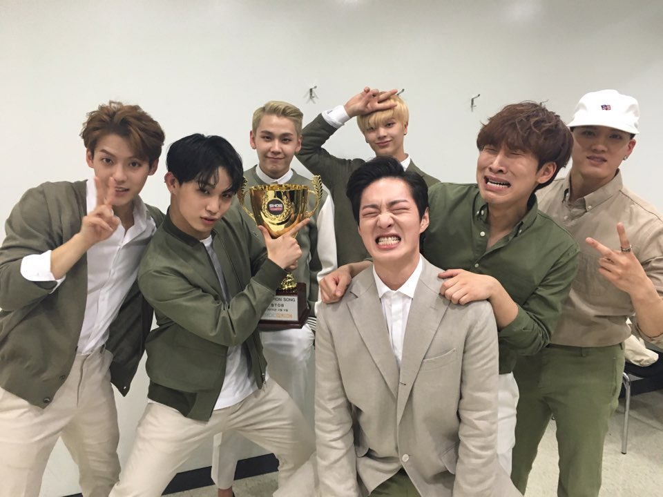 "BTOB Takes 1st Win for ""Remember That"" on ""Show Champion,"" Performances by Eric Nam, MAMAMOO, and More"