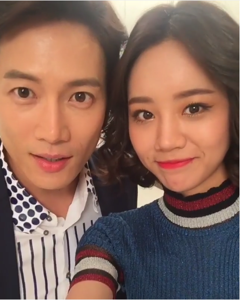"Watch: Ji Sung and Hyeri Promote Drama ""Entertainer"" With Adorable Video"