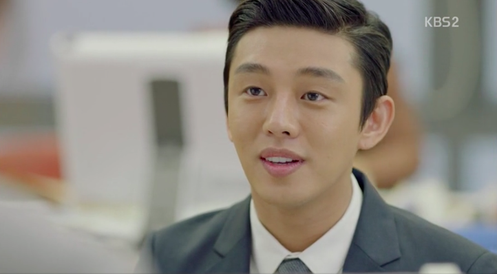 """Yoo Ah In Makes Much-Anticipated Cameo on """"Descendants of the Sun"""""""