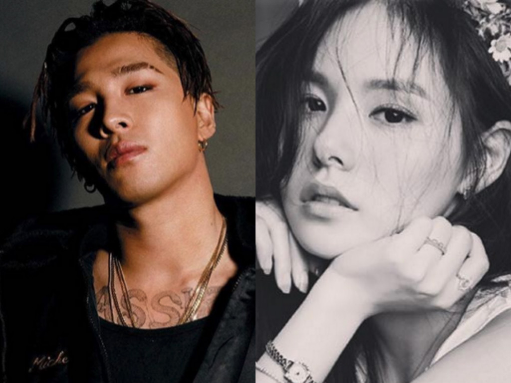 Taeyang and Min Hyo Rin's Relationship Still Going Strong