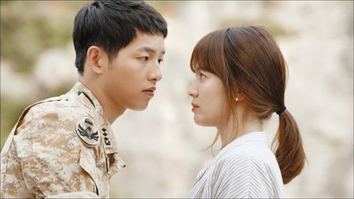 """""""Descendants of the Sun"""" to Be Made as a Movie?"""