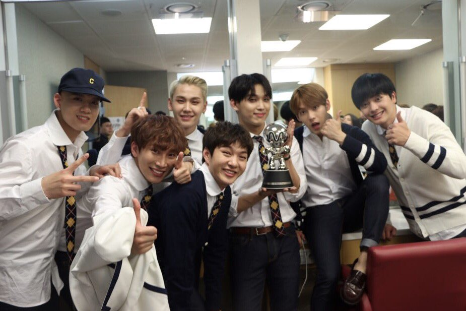 "BTOB Grabs 2nd Win for ""Remember That"" on ""M!Countdown,"" Performances by CNBLUE, GOT7, and More"