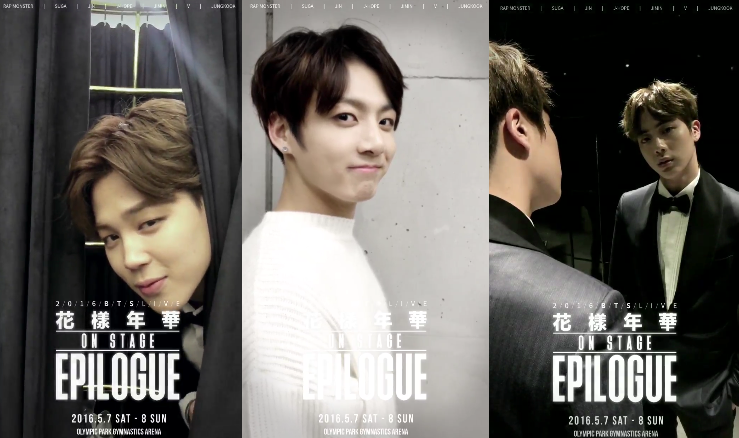 Update: BTS Gets Cute, Funny, and Sexy in Video Posters for Epilogue Concert