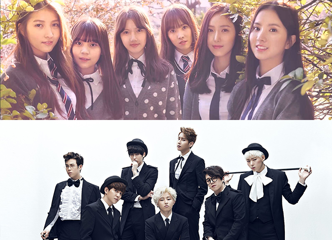 GFRIEND and Block B Revealed As First Artists for KCON 2016 LA