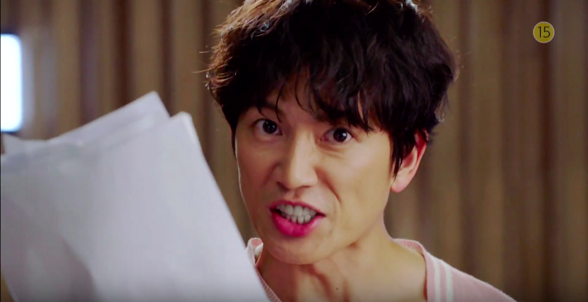 "Watch: Ji Sung Yells at a Veteran Singer in Second ""Entertainer"" Teaser"