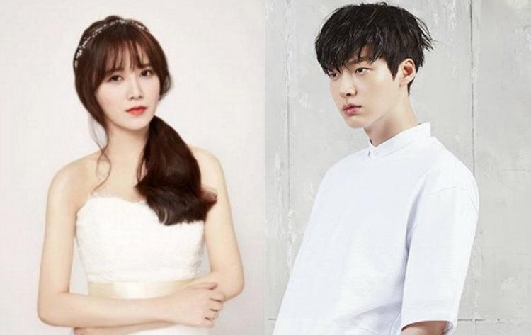 Ku Hye Sun and Ahn Jae Hyun Confirm Marriage News
