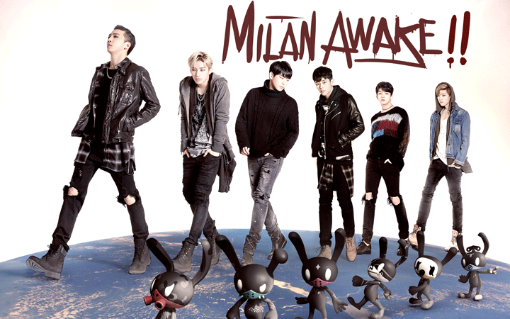 Giveaway: See B.A.P Awaken Milan!