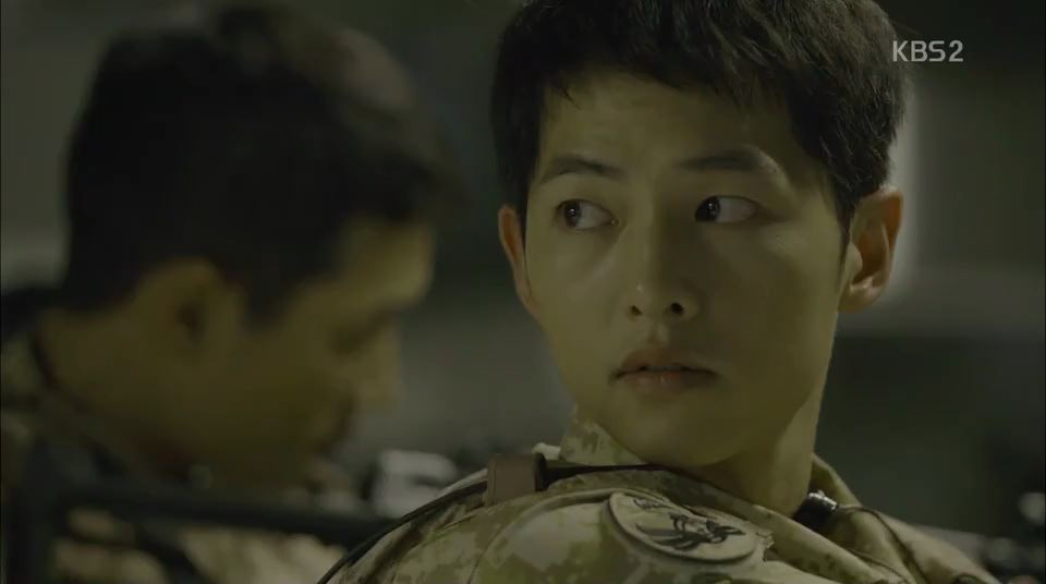 """Descendants of the Sun"" Shows Slight Differences in Chinese Broadcast"