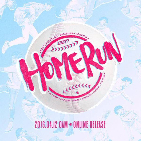 """GOT7 Teases Much-Anticipated Release of """"Home Run"""""""