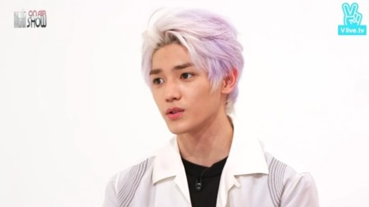 NCT U's Taeyong Says He Nags Fellow Members So They Don't Make His Mistakes