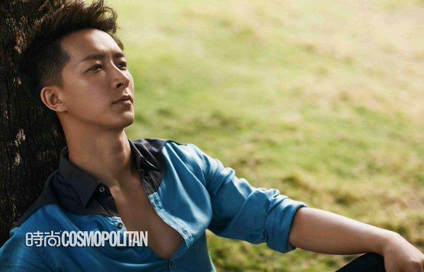 Former Super Junior Member Han Geng Thanks SM Entertainment Founder at Award Ceremony