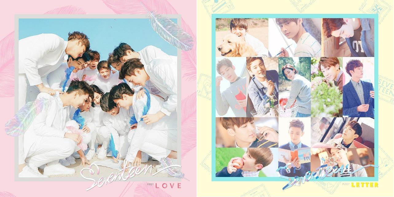 """Update: SEVENTEEN Reveals Highlight Medley for Album """"Love & Letter"""""""