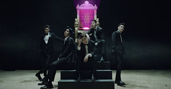 """Watch: History Has Their Eyes on the """"Queen"""" in Comeback MV"""