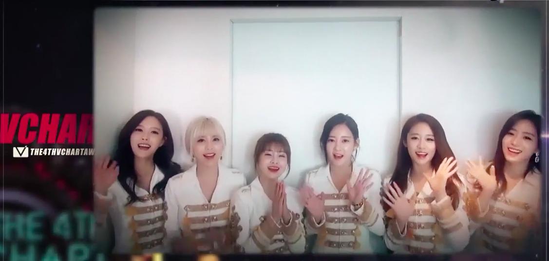 T-ara, EXID, and Jessica Win at YinYueTai V Chart Awards