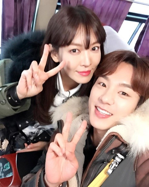"""Kim So Yeon and Kwak Si Yang Share Thoughts on Leaving """"We Got Married"""""""