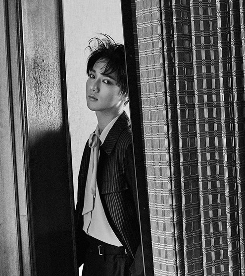 Super Junior's Yesung to Release First Solo Album Next Week
