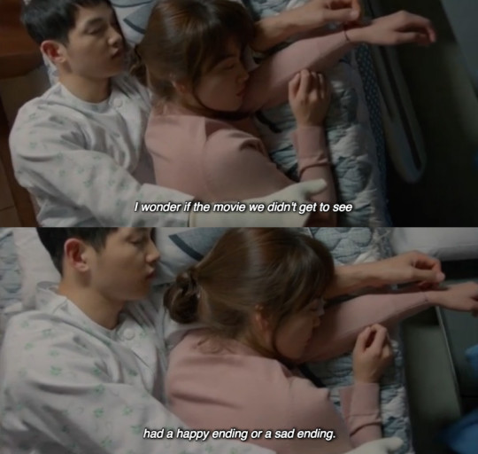 descendants of the sun 14 end 0