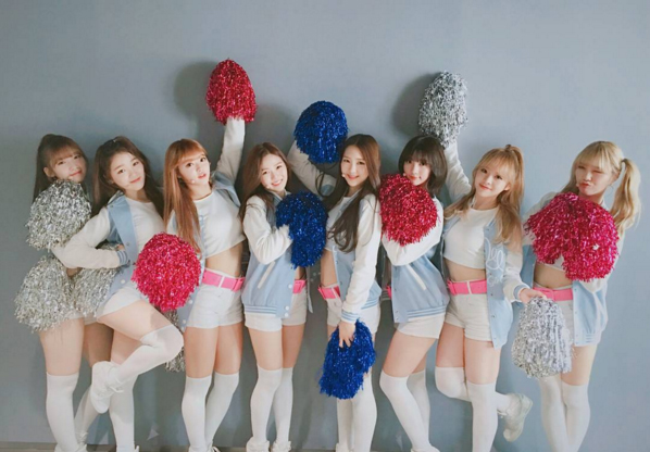 "Watch: Oh My Girl Performs a Cover of Girls' Generation's ""Oh!"""