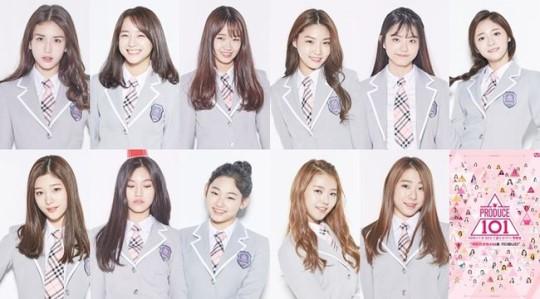 I.O.I Becomes the New Face for SK Telecom