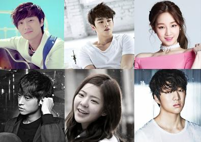 Superstar K Past Participants