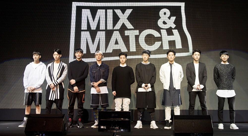 mix&match yg