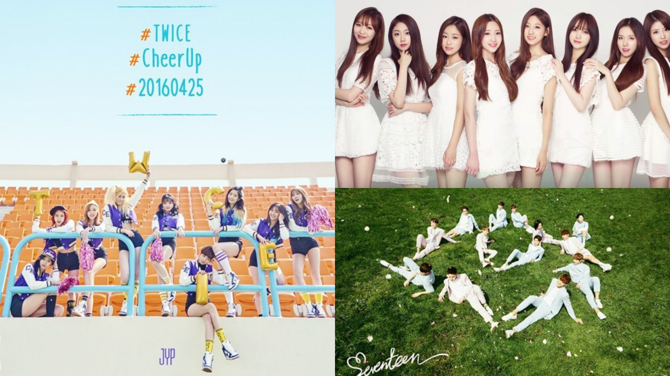 Battle of the Rookies: Which April 25 Comeback Are You Most Excited For?