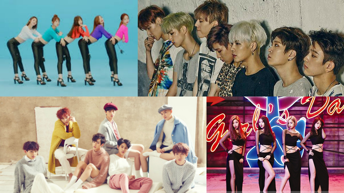 BTOB, GOT7, and More Named as Idol Groups Who Are Redefining Success