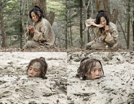 "Jang Geun Suk Receives Praise for Intense Survival Scene in ""Jackpot"""