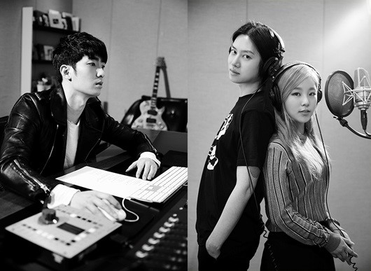 Super Junior's Heechul, Trax's Kim Jung Mo, and MAMAMOO's Wheein Collaborate for SM STATION