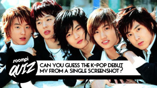 soompi kpop quiz debut music video screenshot