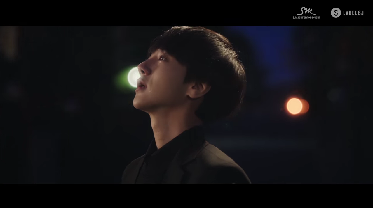 "Update: Super Junior's Yesung Releases Solo MV Teaser for ""Here I Am"""