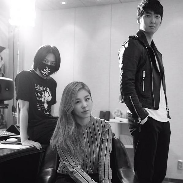 "Super Junior's Heechul, MAMAMOO's Wheein, and TRAX's Kim Jung Mo Drop ""Narcissus"" MV"