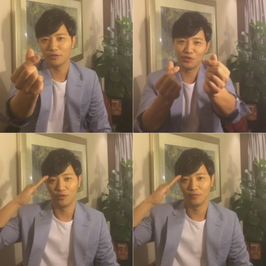 "Stars of ""Descendants of the Sun"" Thank Fans for Their Support"